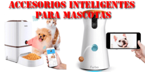 Accesorios inteligentes para mascotas