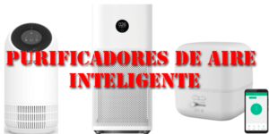 Purificadores de aire inteligente